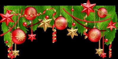 украшение сайта на новый год фото