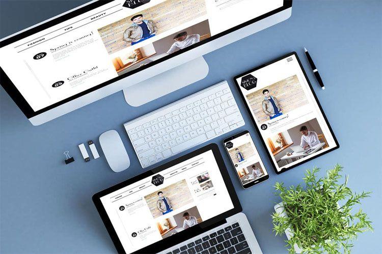 как выбрать дизайн сайта